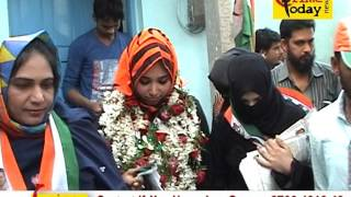 congress ki umeedvaar surrya Rahman