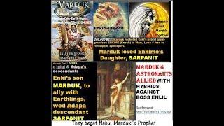 Marduk, Anunnaki King of Earth