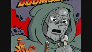 MF Doom-Red And Gold