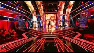 The Blind Audition – კესო ქამხაძე/ Keso Qamkhadze
