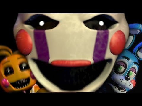 Xxx Mp4 SCARIEST GAME EVER MADE Five Nights At Freddy 39 S 2 Part 1 3gp Sex