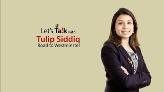 Let's Talk With Tulip Siddiq By CRI