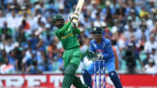 Mohammad Hafeez's fifty (57* of 37) vs India   IndvsPak, Champions Trophy Final   twitter HIGHLIGHT