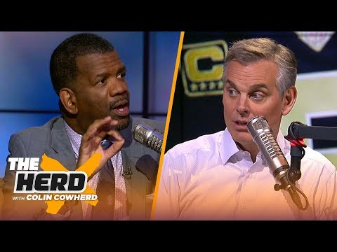 Rob Parker on Patriots vs Chiefs The reign of terror will finally be over NFL THE HERD