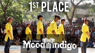 Street Buck Crew - 1st Place - Streetdance - Mood Indigo 2015 | IIT BOMBAY