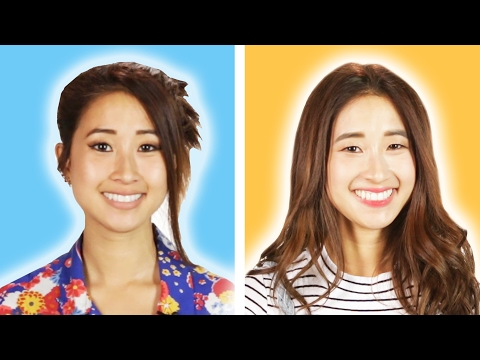 Xxx Mp4 Korean Americans Try Korean Fashion Trends 3gp Sex