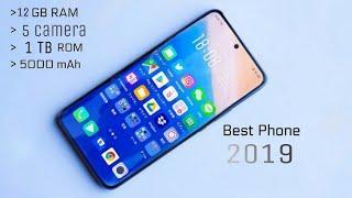 Best Latest Released Flagship Phones 2019 (Newest Smartphones)