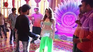 Tamanna Item Song Shooting Spot Hot