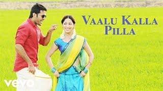 Courier Boy Kalyan - Vaalu Kalla Pilla Song | Nitiin, Yami Gautam