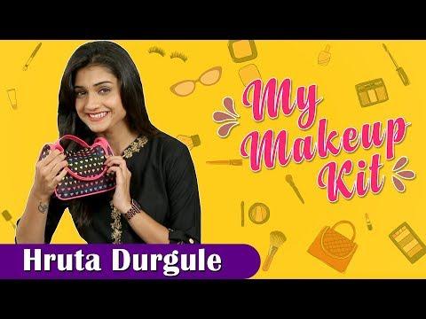 Xxx Mp4 My Makeup Kit With Hruta Durgule Marathi Actress Phulpakhru Marathi Tv Serial Zee Yuva 3gp Sex