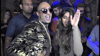 Akash Dadlani Drunk Dance At Sabyasachi Satpathy's Birthday Bash With Shilpa Shinde | Bigg Boss 11