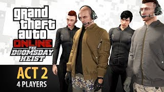 GTA+Online%3A+Doomsday+Heist+Act+%232+with+4+Players+%28Elite+%26+Criminal+Mastermind+IV%29