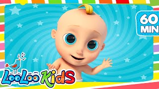 Are You Sleeping (Brother John)? - Learn English with Songs for Children | LooLoo Kids