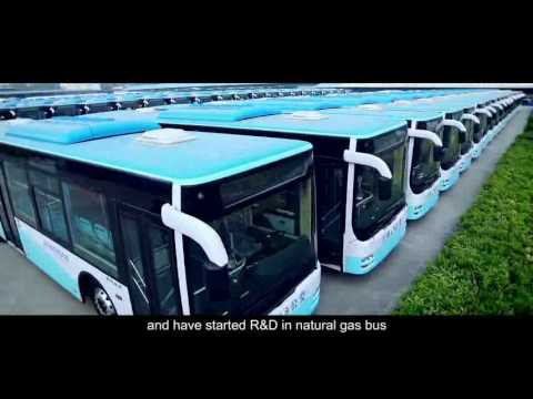 Golden Dragon Bus Company Profile 2014-China Bus Top Manufacturer