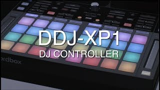 Pioneer DJ DDJ-XP1 Official Introduction