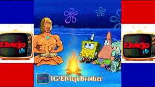 Dominican Family Guys Vs Dominican Spongebob)Mix By ViejoBrother1