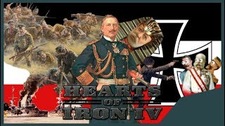 Hearts of Iron IV The Great War - German Empire #10