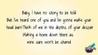 Adele - Rolling In The Deep (Boyce Avenue acoustic cover) Lyrics