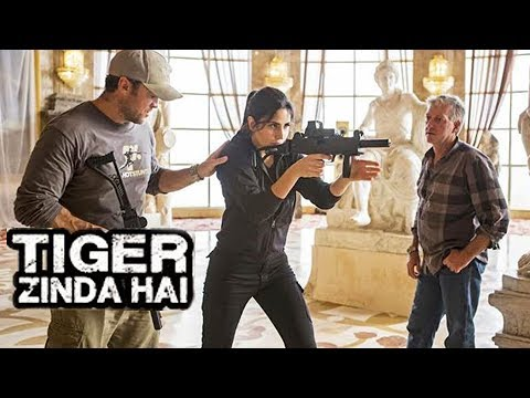 Katrina Kaif FIGHT SCENE | Tiger Zinda Hai | FIRST LOOK | Salman Khan And Katrina Kaif