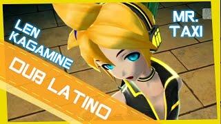 MR. TAXI | Cover en Español (Kagamine Len)