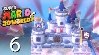 Super Mario 3D World - Episode 6: Breaking the Ice