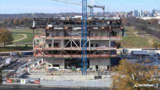 National Museum of African American History and Culture Construction Time-Lapse