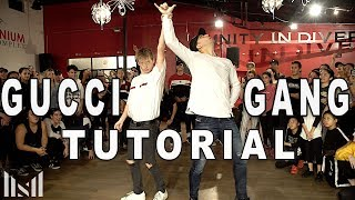 GUCCI GANG - Lil Pump Dance Tutorial | Matt Steffanina X Josh Killacky