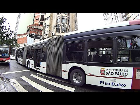 Xxx Mp4 Public Transport In Brazil The Largest Bus In The World 3gp Sex