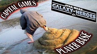 EA and Capital Games Stop Disrespecting Your Star Wars Galaxy of Heroes Play Base.