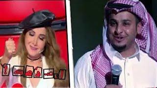 عامر شباب البومب يشارك في ذافويس 😨 !! واصدم نانسي !! مراح تصدق 😵 The Voice