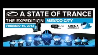 Max Graham vs. Protoculture Live @ A State of Trance 600 Mexico