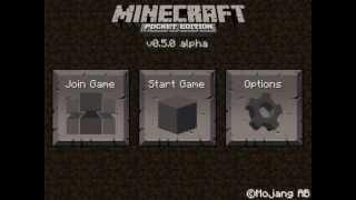 Minecraft Pocket Edition 0.5.0 alpha