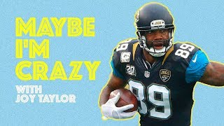 Marcedes Lewis Interview | Episode 29 | MAYBE I