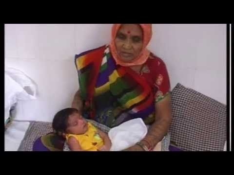 60 years old woman becomes mother in Ahmedabad, Gujarat