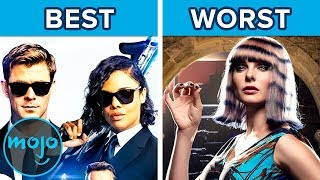 Top10 Things MIB International Did Right And Wrong