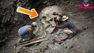 ৮,৪০০ বছর পুরনো প্রাচীন দৈত্যাকার মানুষ | 8,400 Years Old Ancient Giant People | Creepy Bangla