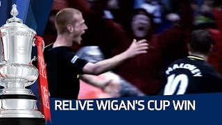 360° FLASHBACK: Manchester City vs Wigan Athletic in The FA Cup Final