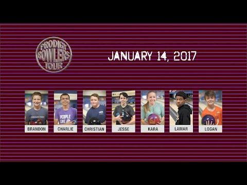PRODIGY BOWLERS TOUR -- 01-14-2017