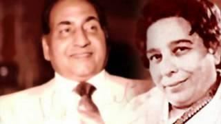 Some hindi duet by RAFI SAAB & SHAMSHAD BEGUM