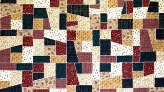 Crazy Quilt quilt video by Shar Jorgenson