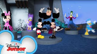 Monster Musical Hot Dog Dance! | Music Video | Mickey Mouse Clubhouse | Disney Junior