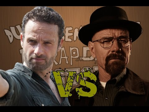 Rick Grimes vs Walter White   Duelos Legendarios de Rap de la Historia T2   Ft JHF