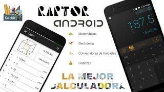 La mejor calculadora que puedes encontrar en Android!!!