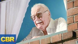 Stan Lee Tribute - All Of His Marvel Universe Cameos