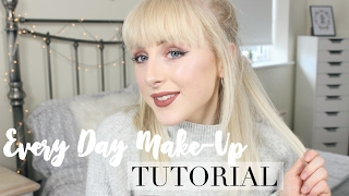 GRWM EVERY DAY MAKE UP TUTORIAL | EMILY ROSE