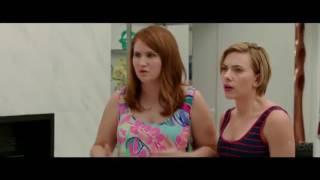 ROUGH NIGHT Official Red Band Trailer #2 2017 Scarlett Johansson, Kate McKinnon Comedy Movie HD