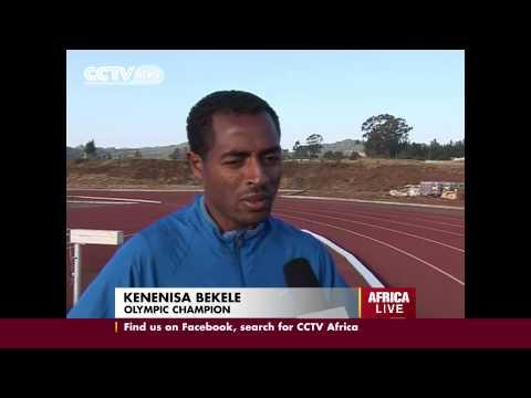 Ethiopian's Kenenisa Bekele Gears up For Marathon Debut