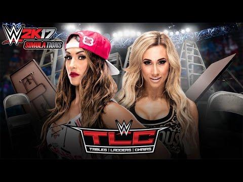 Xxx Mp4 WWE 2K17 TLC 2016 Nikki Bella Vs Carmella 3gp Sex
