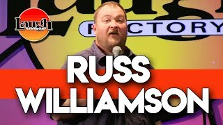Russ Williamson | The Walking Dead Stinks | Laugh Factory Chicago Stand Up Comedy