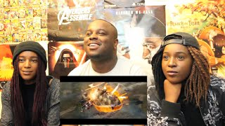GUARDIANS Official Trailer REACTION + THOUGHTS!!!